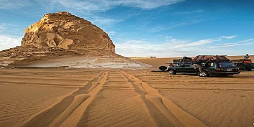Egypt desert Safari trips