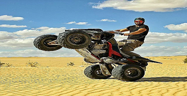 Marsa Alam Safari Tour | Marsa Alam Quad Biking