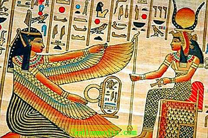 Goddess Isis Egypt | Egyptian Goddess