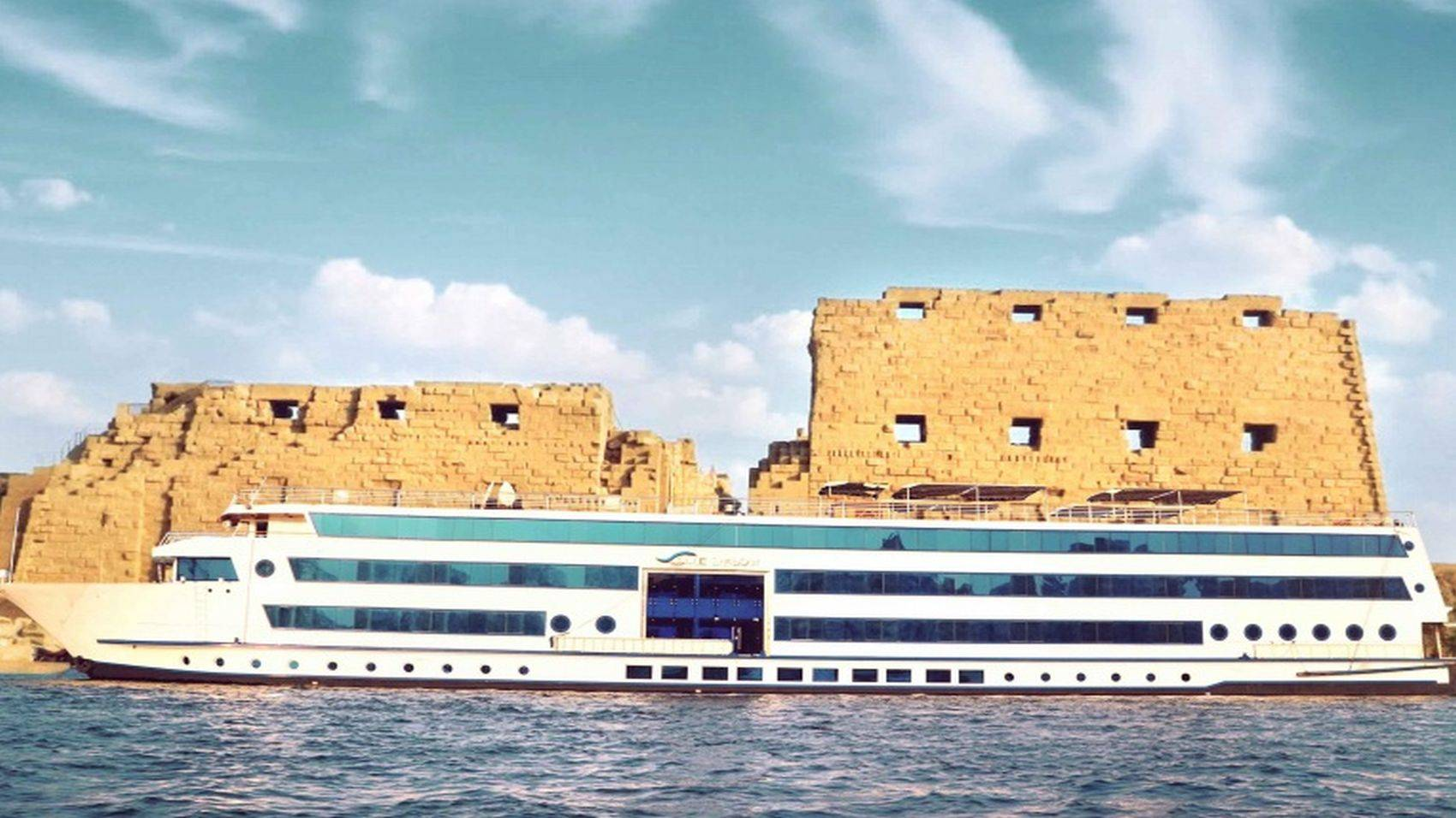 MS Blue Shadow Nile Cruise | Aswan to Luxor Nile River Cruise