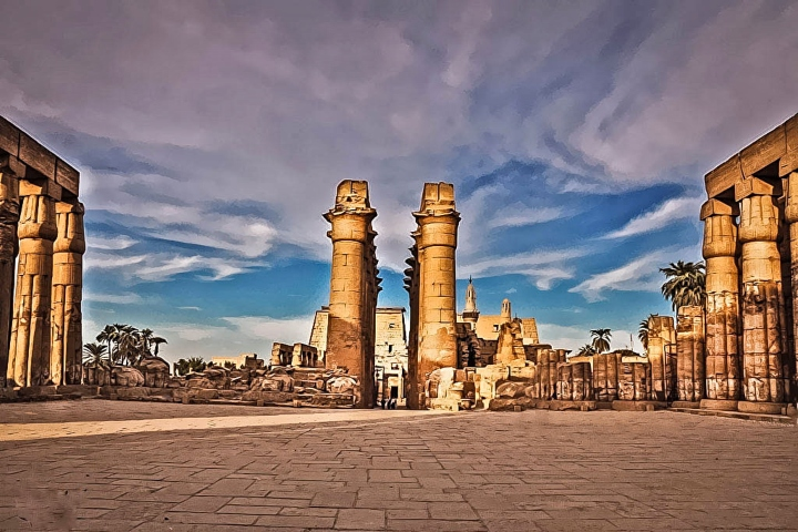 2 days trip to Luxor from Cairo