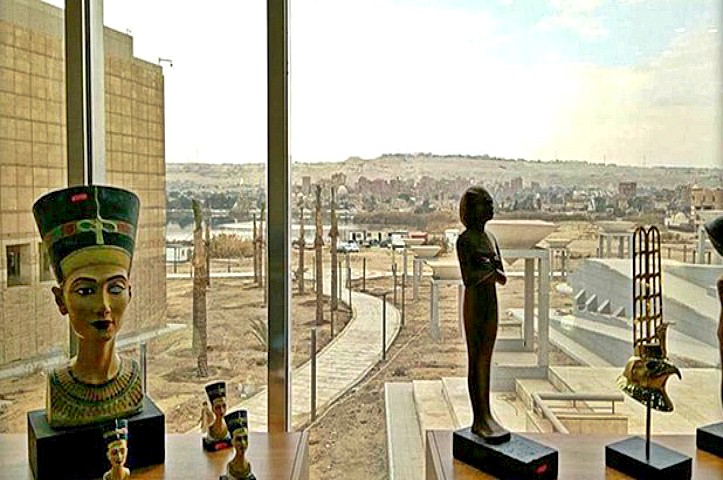 Tour to the National Museum of Egyptian Civilization (NMEC)