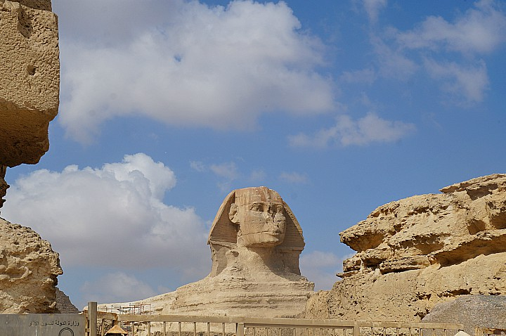 Sphinxes in Ancient Egypt