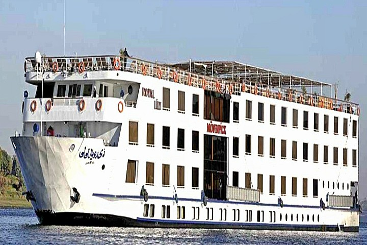 MS Movenpick Royal Lily Nile Cruise Limited Offer   Aswan to Luxor Nile Cruise