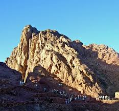 Mountain of Sinai | Mount Sinai