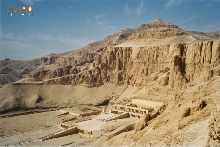 Temple Of Hatshepsut At Deir El-Bahri | Hatshepsut Temple