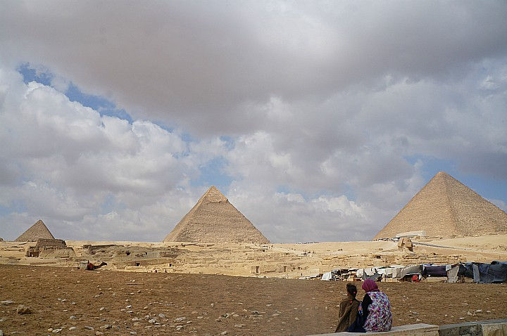 6 Days Cairo and Nile Cruise Wheelchair Accessible Itinerary