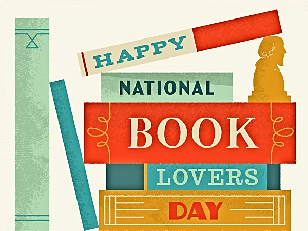 Book Lovers Day    Read a Book Day