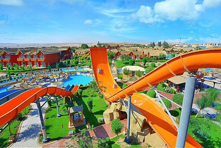 Aquapark Tours from Hurghada | Jungle Water Park in Hurghada