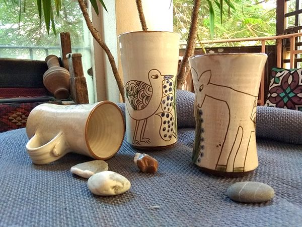 Pottery in the History of Egypt   Ancient Egyptian Pottery