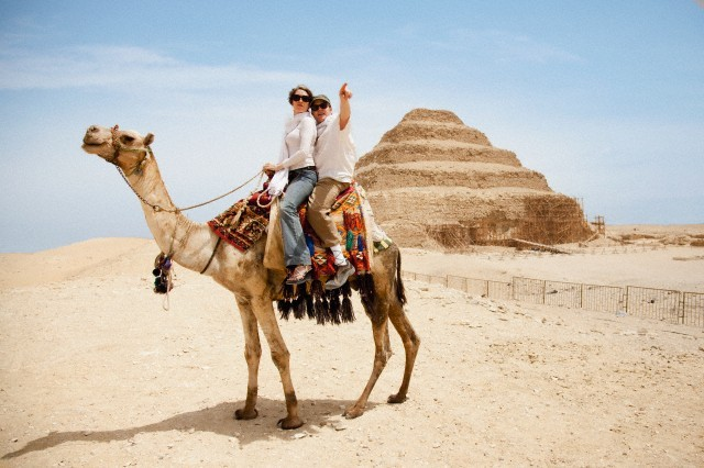 Tours from Cairo to Giza Pyramids, Memphis, Saqqara and Dahshur
