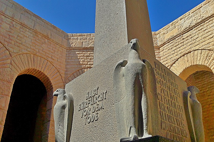 El Alamein War Cemetery | Commonwealth War Cemetery in Alamein