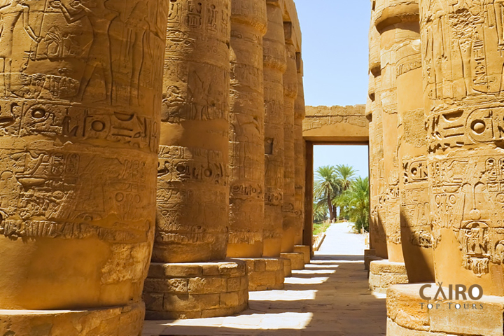 Karnak Temple in Luxor | The Temple of Karnak | Karnak Temple Facts