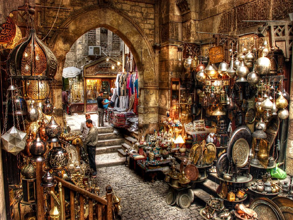 Cairo and the Nile Cruise by Air | Old Cairo sightseeing tour and shopping