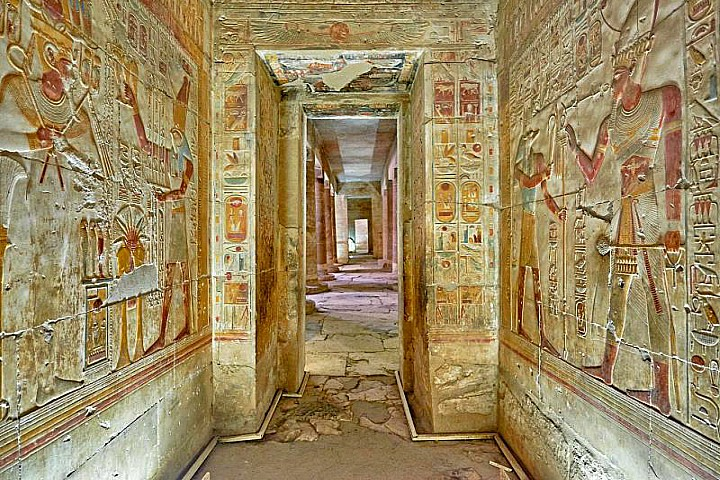 Abydos Temple of Osiris | Temple of Seti I | Nile Valley