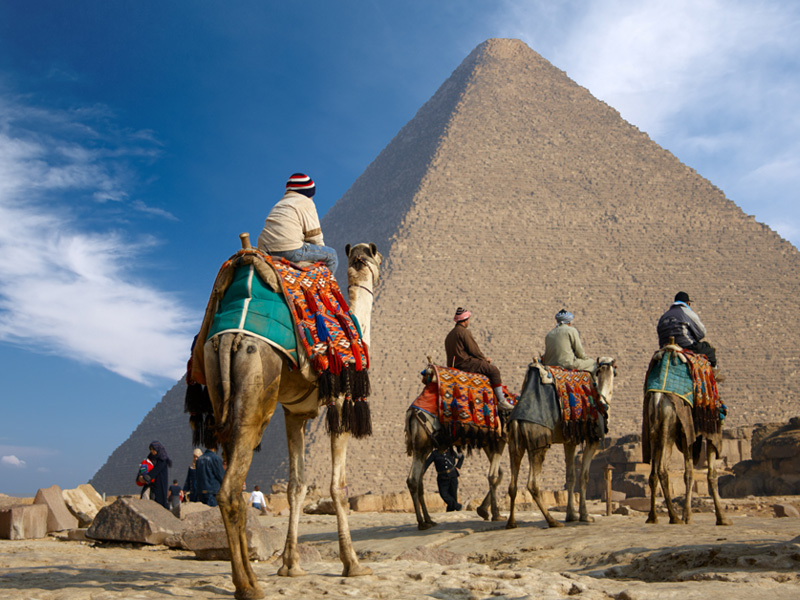 Day Trip to Cairo from Luxor by Flight | Cairo Tour from Luxor