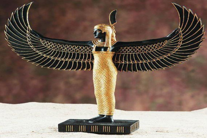 Ma`at  Goddess in Ancient Egypt