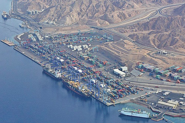 Aqaba Port | The Port of Aqaba Jordan