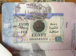 Egypt Visa on Arrival | Egypt Visa on Arrival Eligible Countries