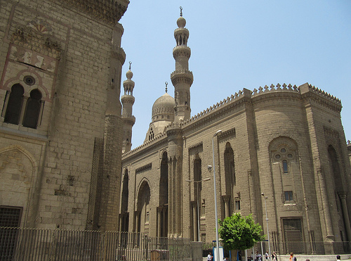 Sultan Hassan Mosque and Madrasa