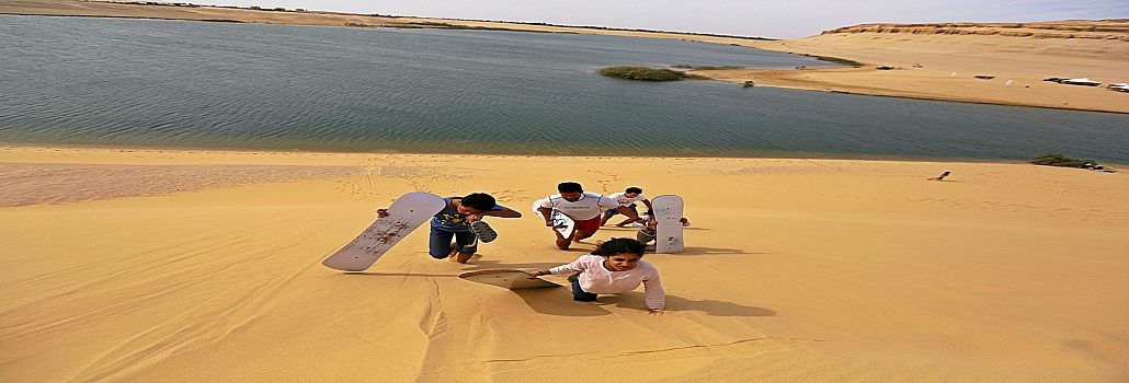 Day trip to El Fayoum Oasis and Wadi El Rayan from Cairo