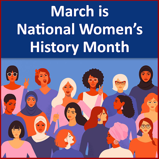 National Women's History Month   Women's history month stories