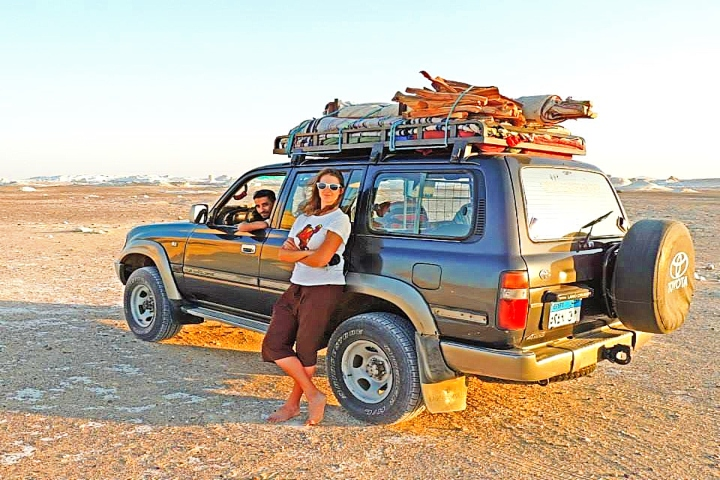 6 Days Cairo and the White Desert Adventure | Bahariya Oasis Tours