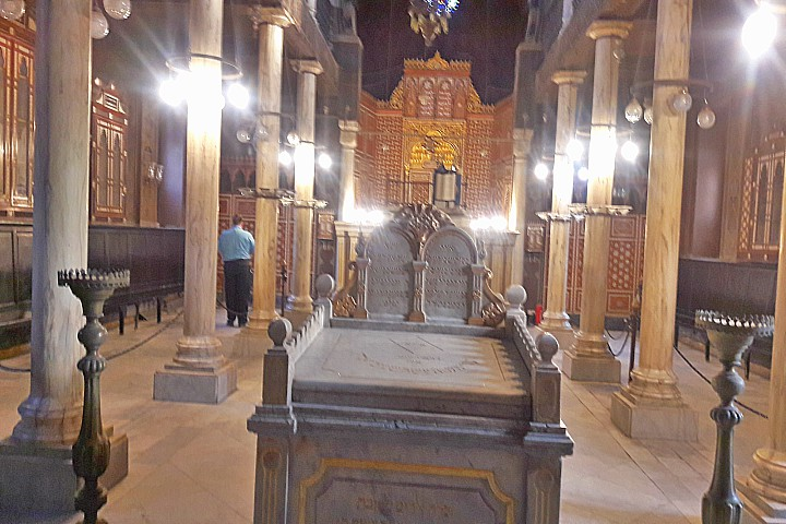 Ben Ezra Synagogue | Egypt Travel Guide