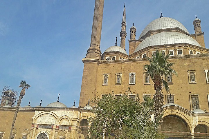 Coptic and Islamic Cairo Tour | Saladin Citadel Cairo | Cairo Excursions