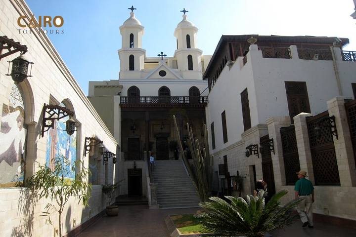 the hanging church | Egypt Travel Guide