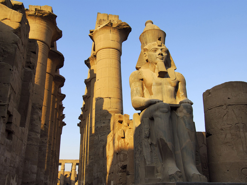 Luxor Temple History
