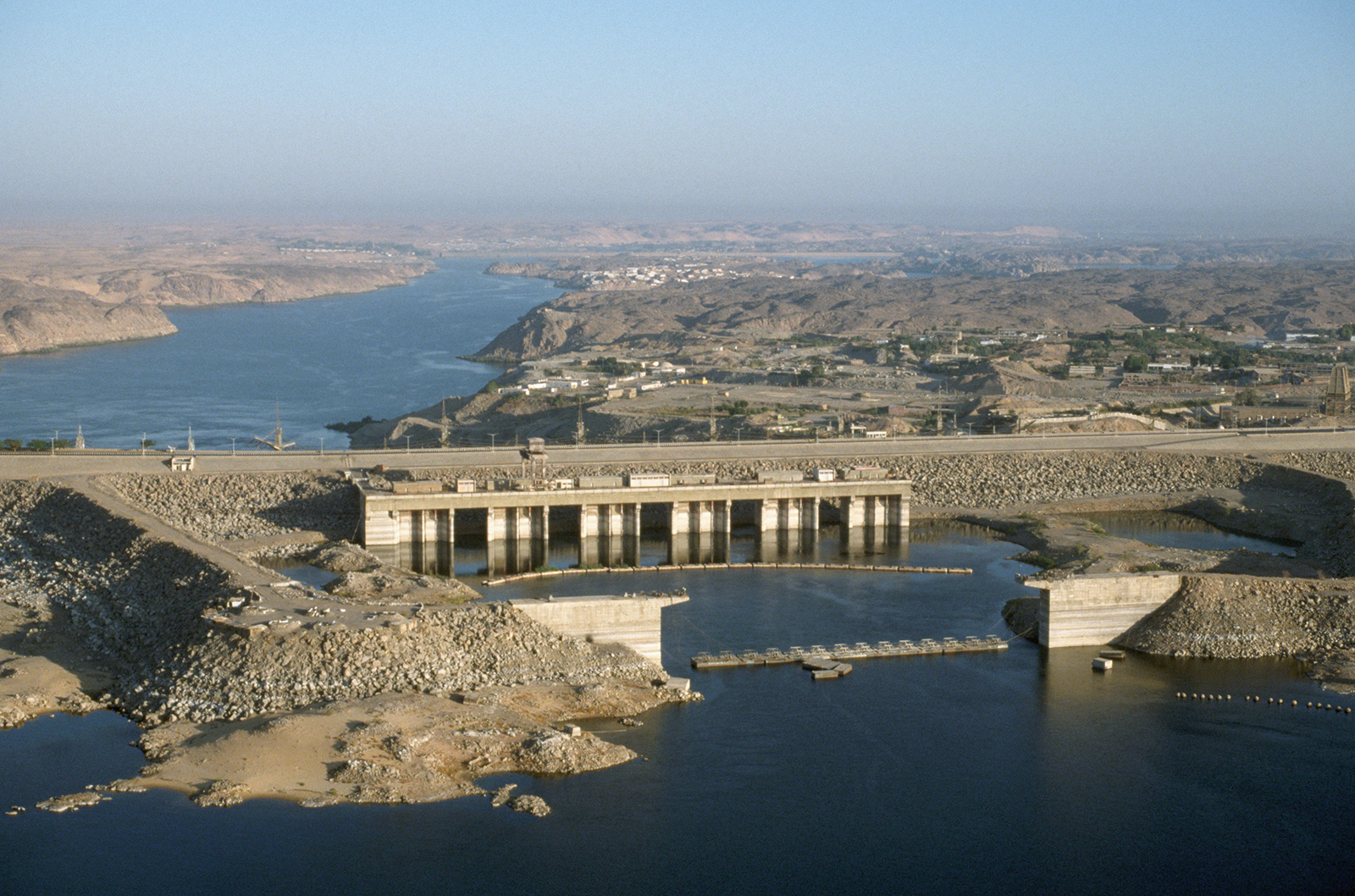 The High Dam At Aswan | Aswan Excursions and day tours