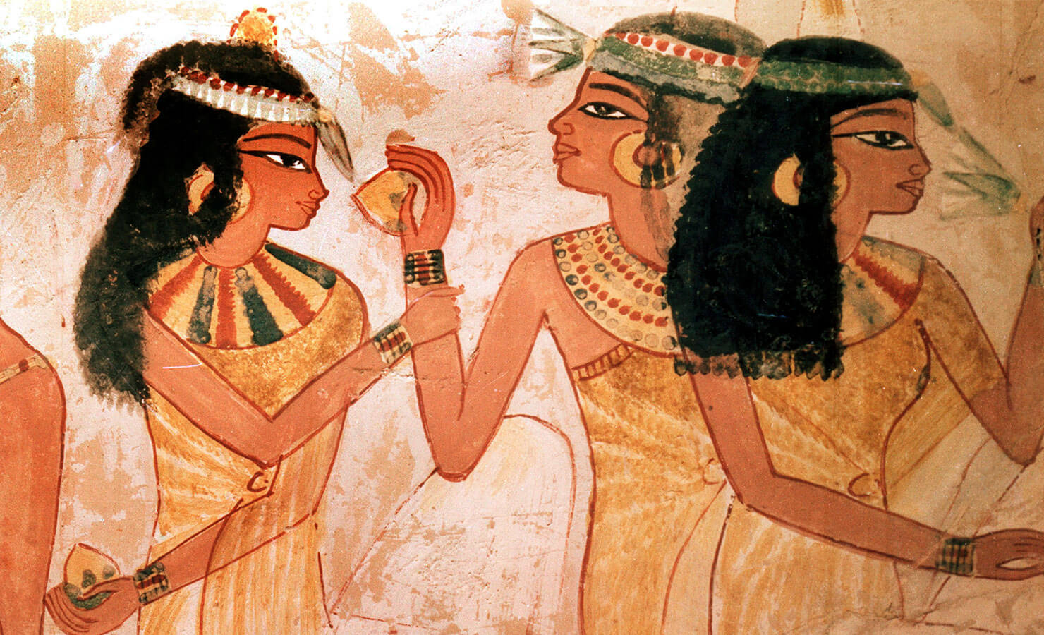 Aromatherapy in Egypt Perfume in Ancient Egypt