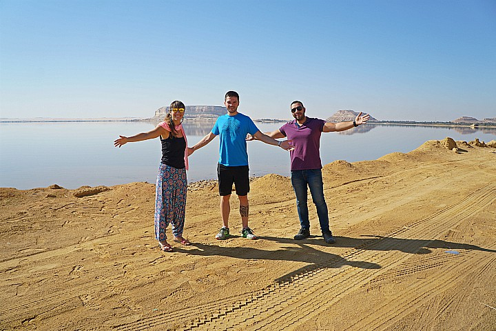 18 Days Egypt Tour Package | Cairo, Desert Safari, The Nile, Red Sea, and Siwa Oasis