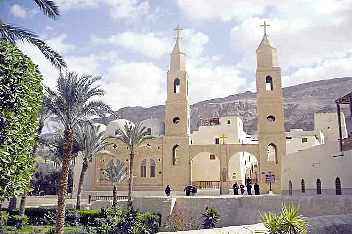 Monasteries of the Red Sea | Red Sea Egypt Monasteries