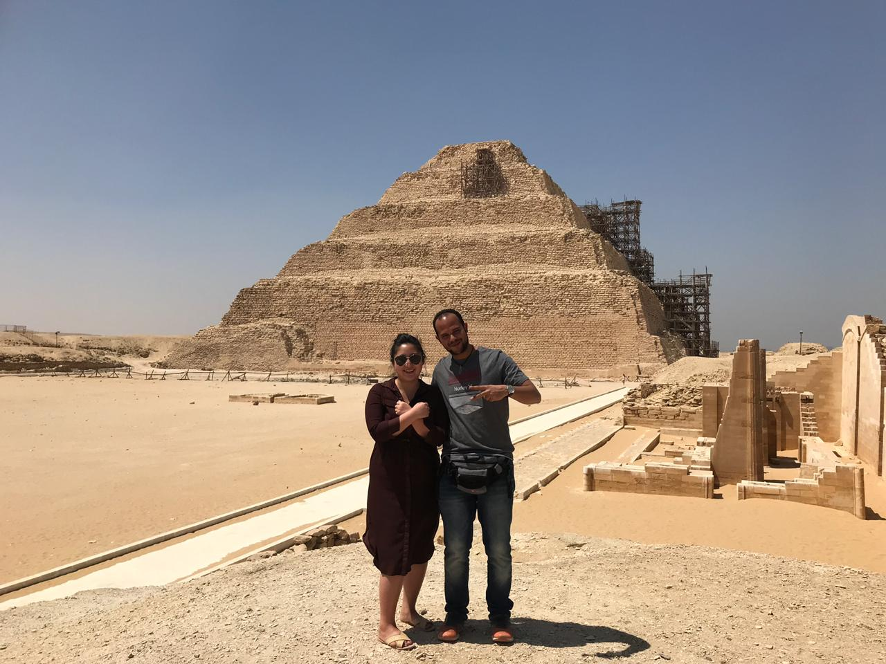 Tour to Giza pyramids, Sakkara and Memphis | Cairo day tours