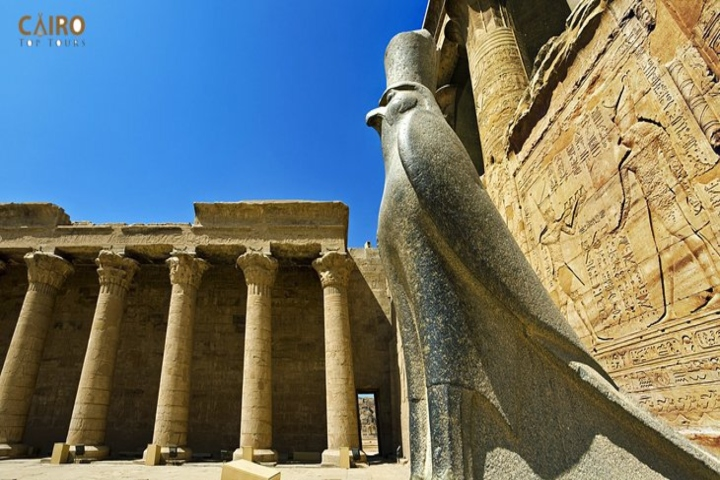 Edfu | Temple of Horus | Aswan Travel Guide