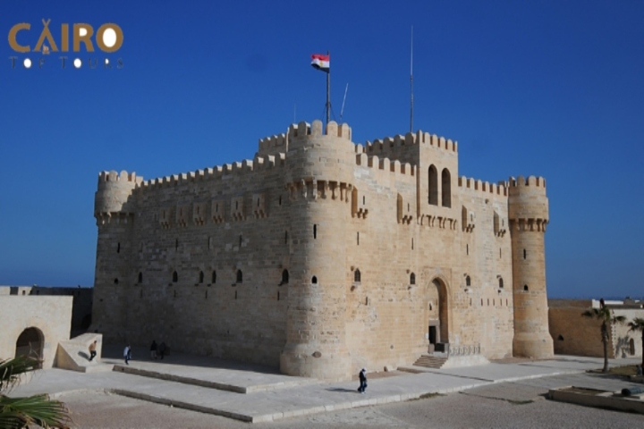 The Citadel of Qaitbey | Qaitbey Citadel | Things to do in Alexandria