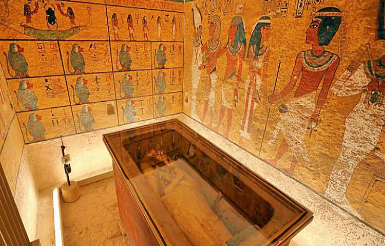 Tutankhamun's Tomb | Valley of the Kings