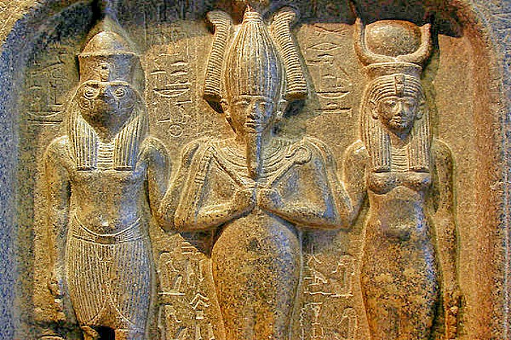 The Osiris Myth | The Story of Isis and Osiris
