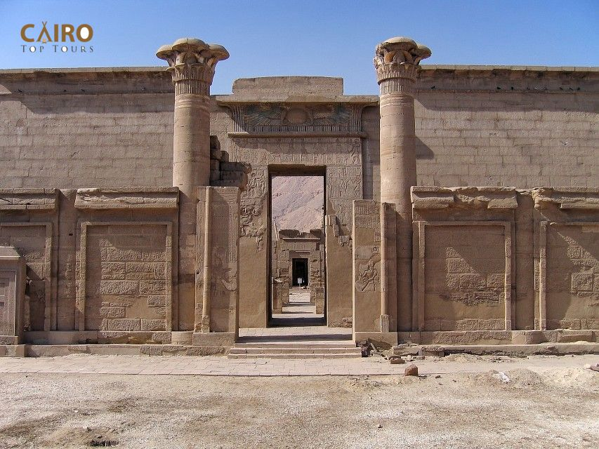 Madinet Habu | Temple of Ramses III | Luxor attractions