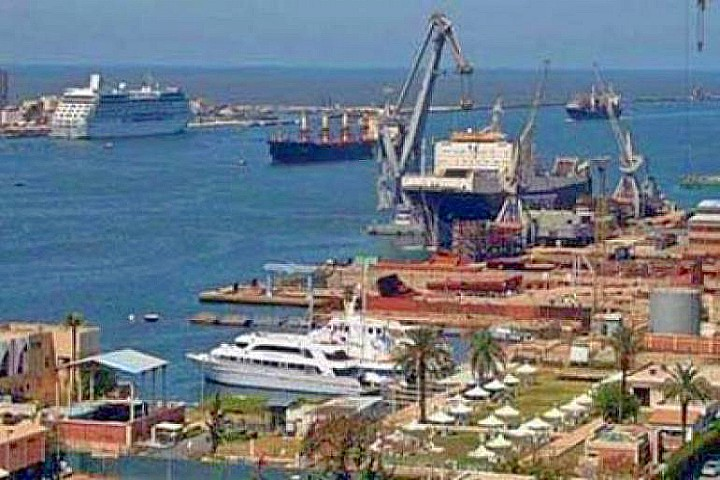Ports of Egypt | Egypt Ports of Call