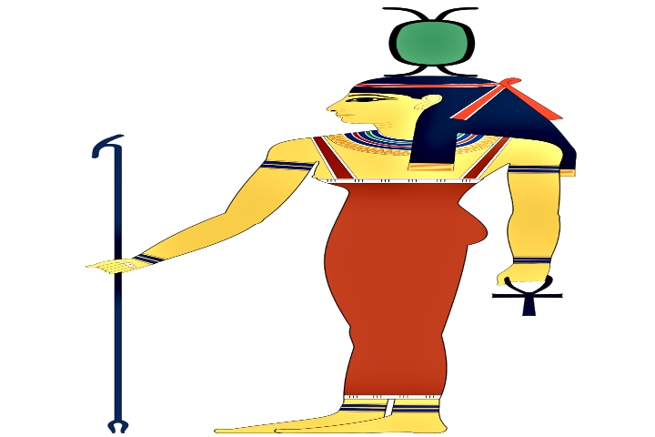 Net (Neth) goddess in ancient Egypt