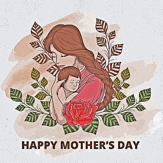 happy international mother's day   Mother's Day