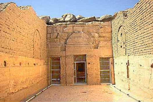 The Temple of Beit El-Wali   Temples of the king  Ramesses II