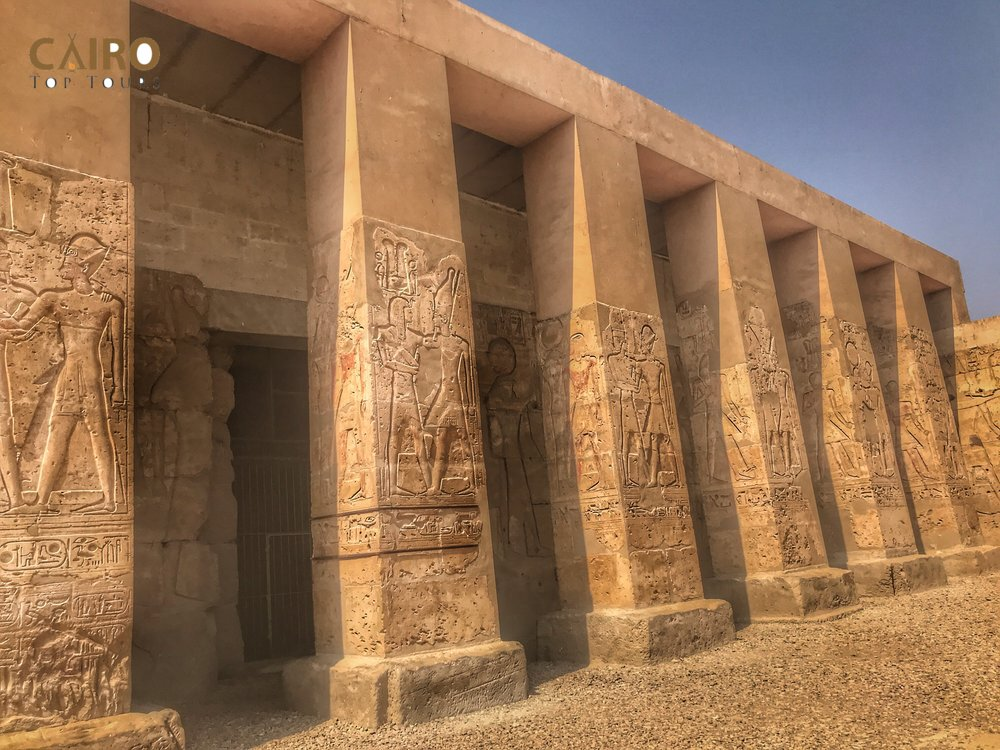 Day Trip to Dendera and Abydos from Port Safaga | Safaga Shore Excursions