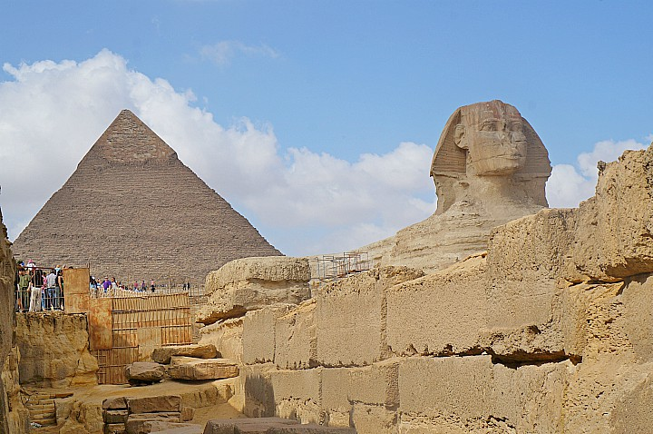 Giza Pyramids Half Day Tour from Airport | Giza Pyramids Stopover Tour