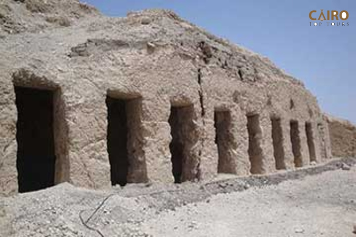 Nobles Tombs