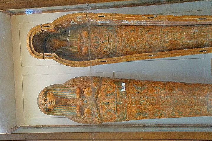 Funeral Traditions in Ancient Egypt