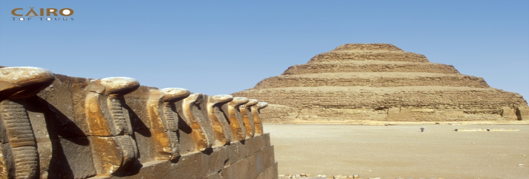 Day Tour to Giza Pyramids and Sakkara from Alexandria Port